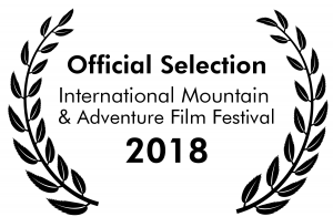 Film Festival International mountain and adventure film 2018 official selection Laurels